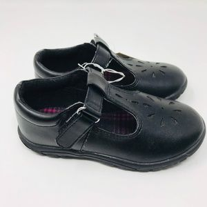 Basic Editions Grace Girls School Shoes